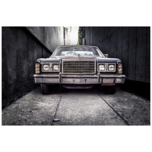 ford classic car automobile car 47358 jpg - Men's Premium T-Shirt
