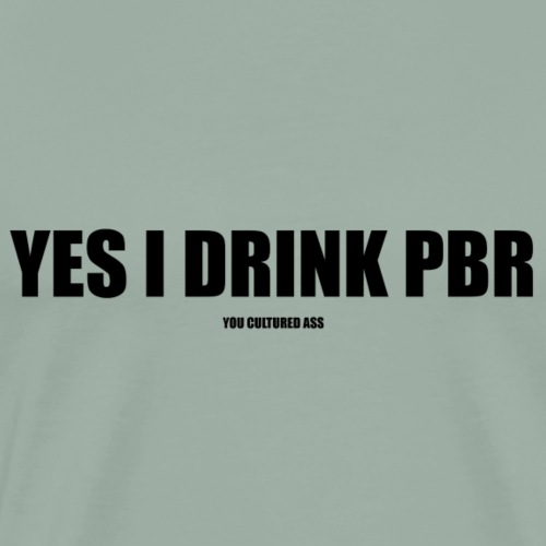 PBR - Men's Premium T-Shirt