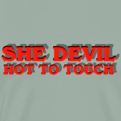She Devil - Men's Premium T-Shirt