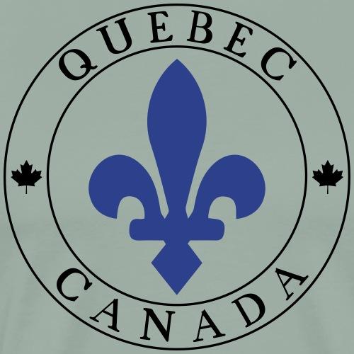 Quebec Design - Men's Premium T-Shirt