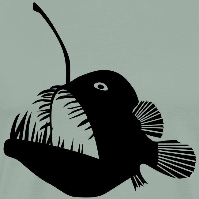 anglerfish frogfish sea devil deep sea angler