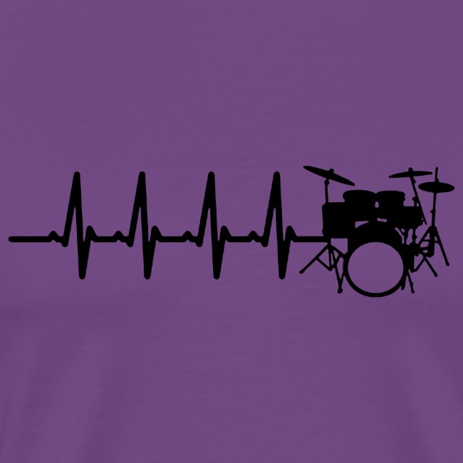 Drums Heartbeat Funny drummer