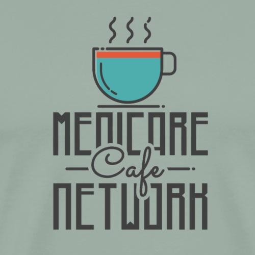 Medicare Cafe Network - Men's Premium T-Shirt