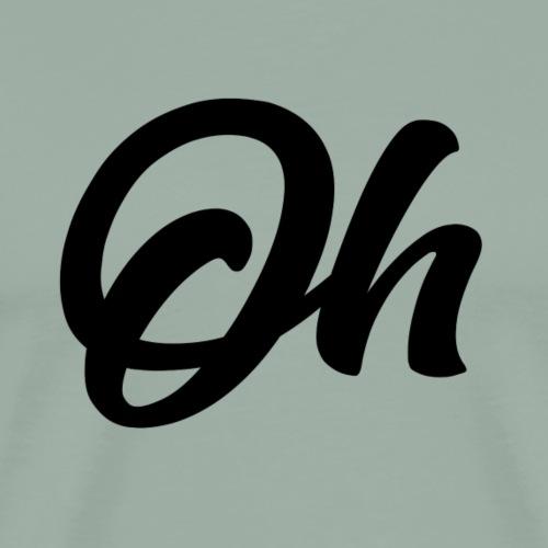 Oh! - Men's Premium T-Shirt