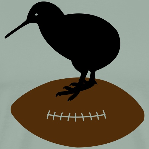 Kiwi Rugby New Zealand - Men's Premium T-Shirt
