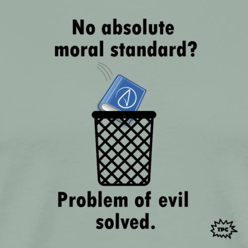 Problem of evil solved