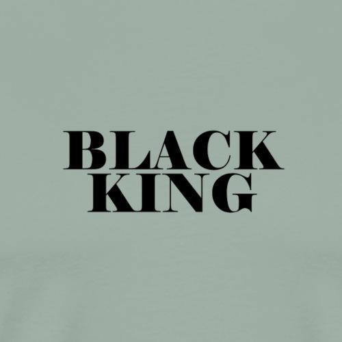 Black King - Men's Premium T-Shirt