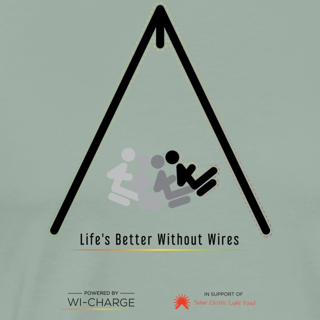 Life's better without wires: Swing - SELF
