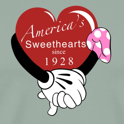 America's Sweethearts since 1928 - Men's Premium T-Shirt