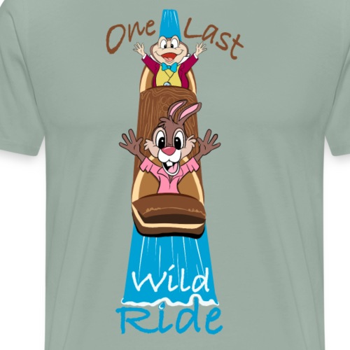 One Last Wild Ride - Men's Premium T-Shirt
