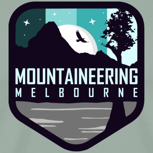 MTN Melbourne Blue - Men's Premium T-Shirt
