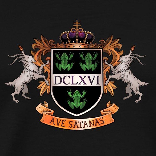 Satanic Heraldry - Coat of Arms