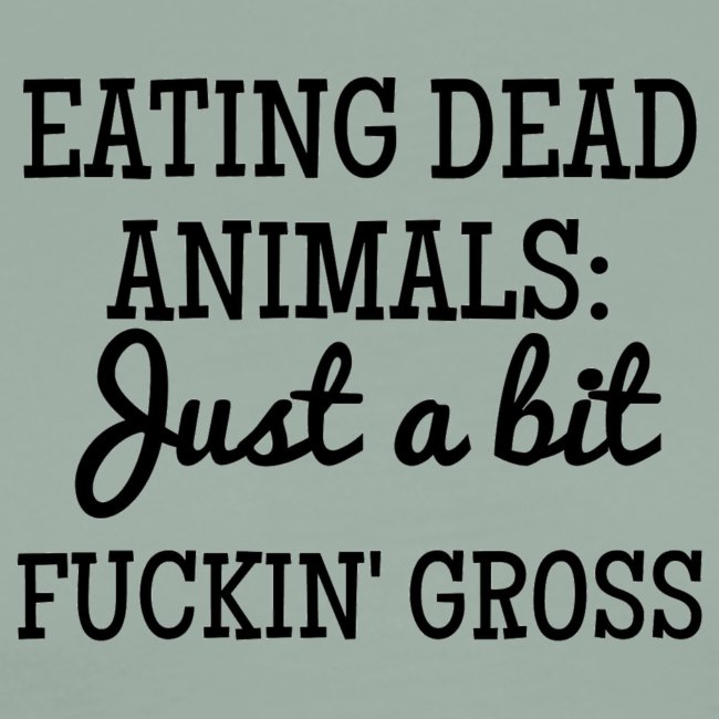 Eating Dead Animals