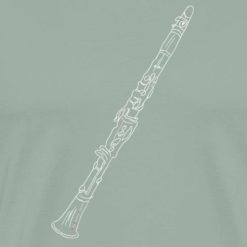 Clarinet · white rotate