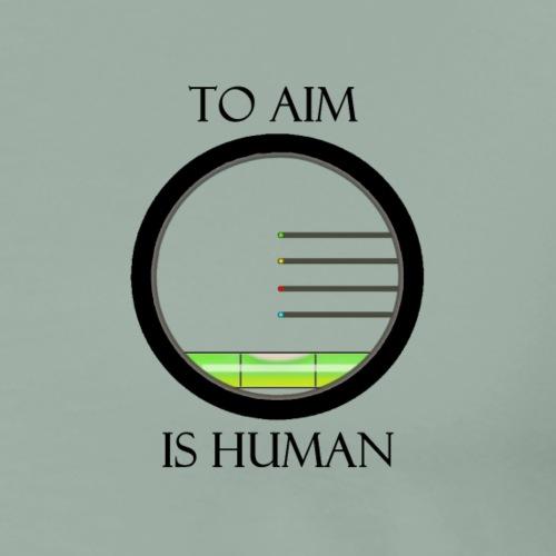 2AIH - bowpins - Men's Premium T-Shirt