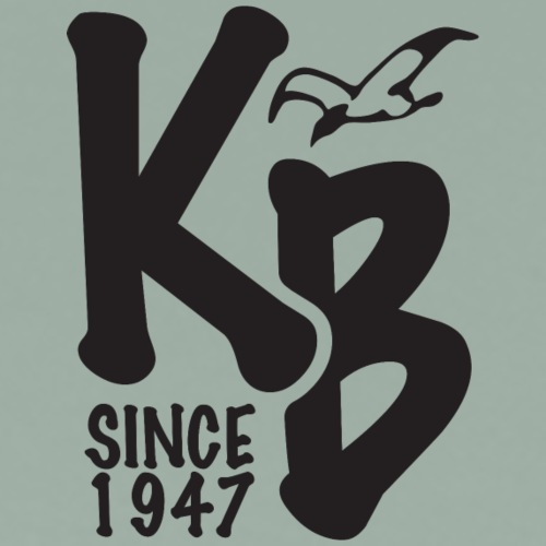 Kure Beach Sunrise-Black Lettering-Front and Back