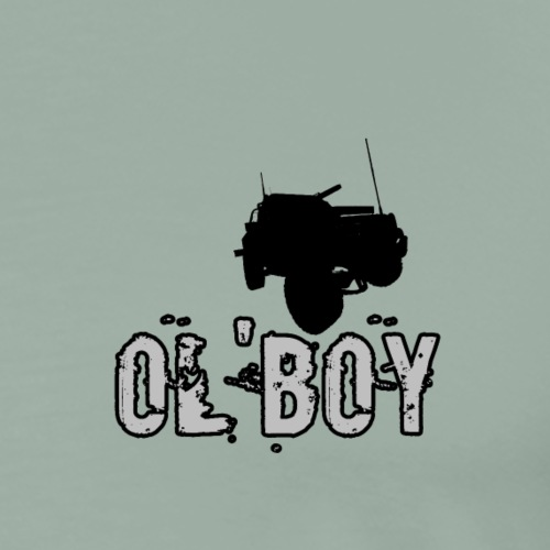 Ol Boy 2 - Men's Premium T-Shirt