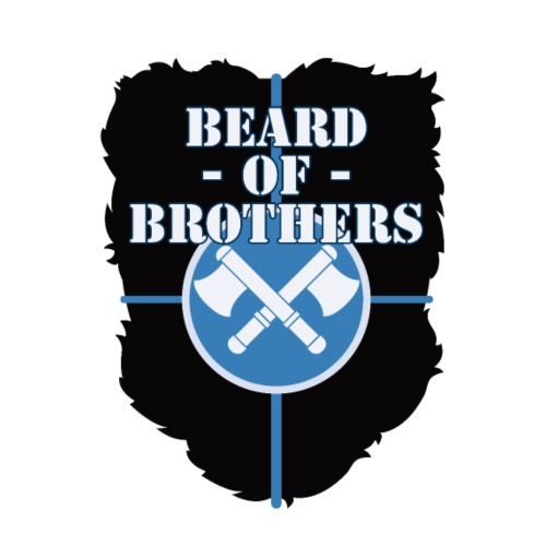 Beard Of Brothers - Men's Premium T-Shirt