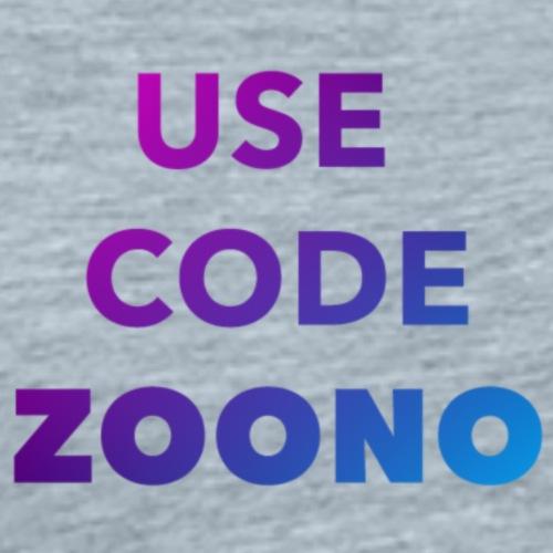 Use Code Zoono - Men's Premium T-Shirt