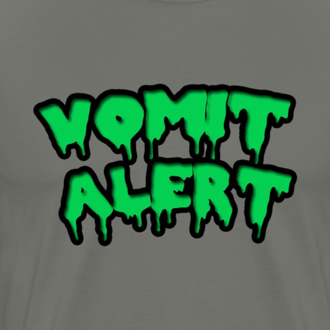 vomit alert design