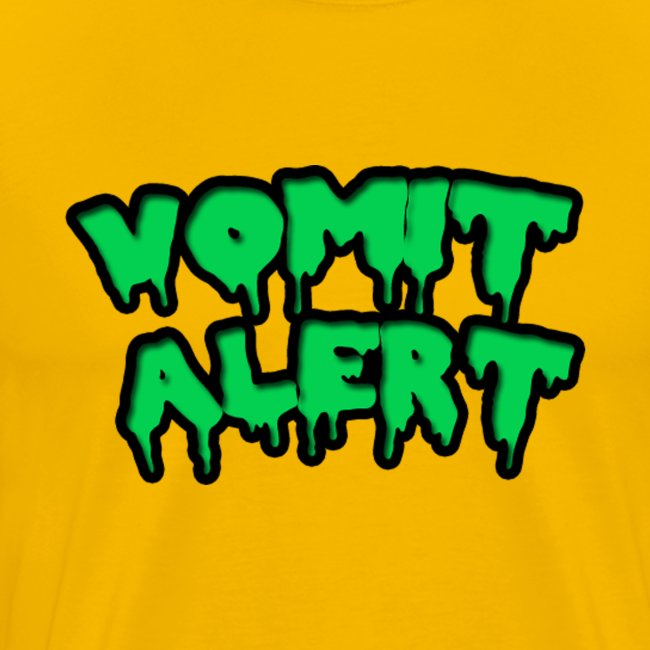 vomit alert design