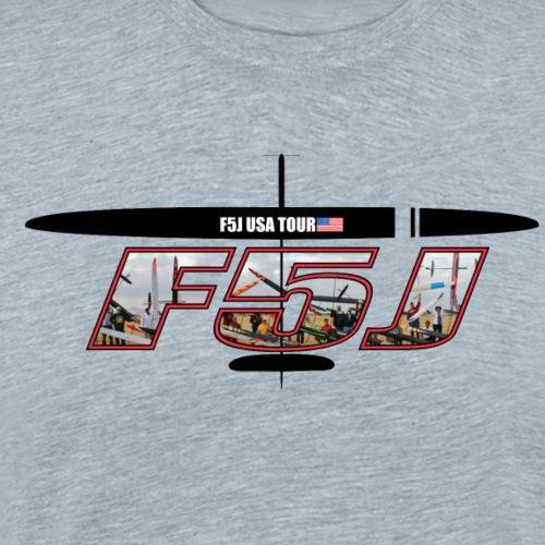 Photo F5J - Men's Premium T-Shirt