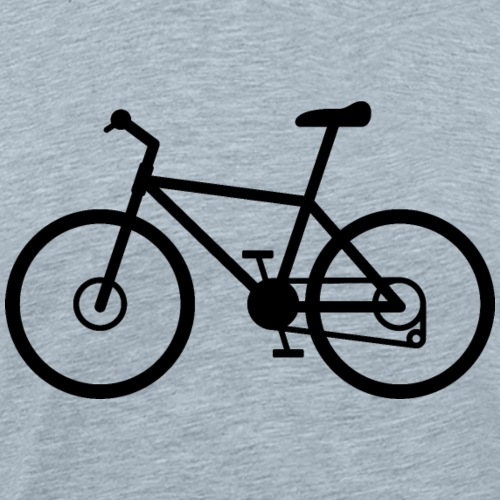 bike tshirt - Men's Premium T-Shirt