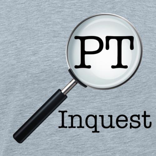 PTInquestLogo - Men's Premium T-Shirt