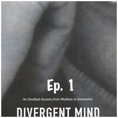 Divergent Mind - Insanity and Innovation Episode 1 - Men's Premium T-Shirt