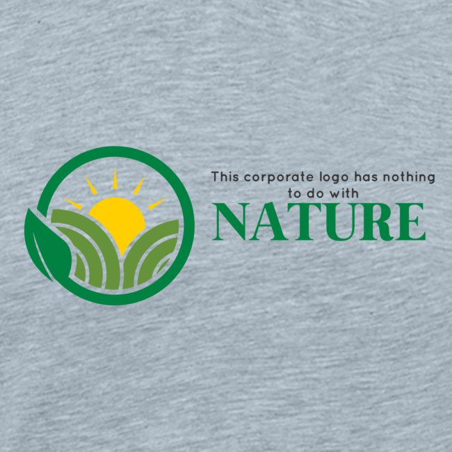 What is the NATURE of NATURE? It's MANUFACTURED!