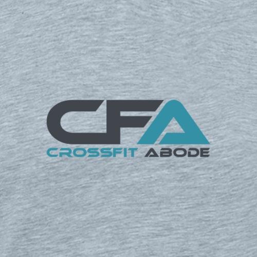 CrossFit Abode - Men's Premium T-Shirt