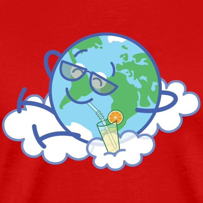 Mischievous Earth taking a well deserved break
