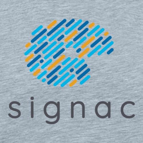 signac - Men's Premium T-Shirt