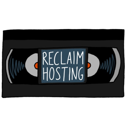 Reclaim Hosting VHS - Men's Premium T-Shirt