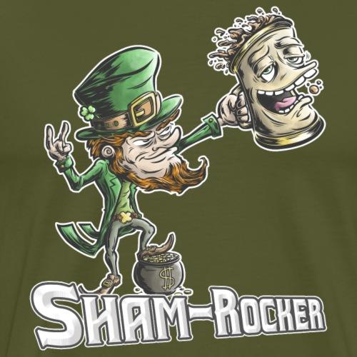 Sham-Rocker - Men's Premium T-Shirt