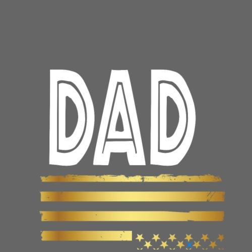 Golden dad - Men's Premium T-Shirt