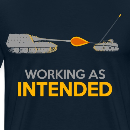 Working as Intended - Men's Premium T-Shirt