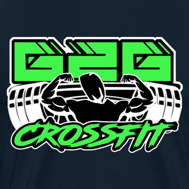Green Black Half Logo