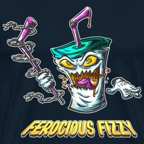 Ferocious Fizzy - Men's Premium T-Shirt