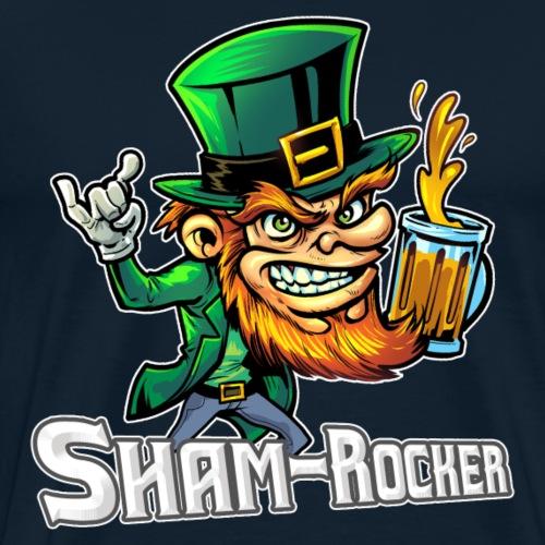 Sham-Rocker [Variant] - Men's Premium T-Shirt