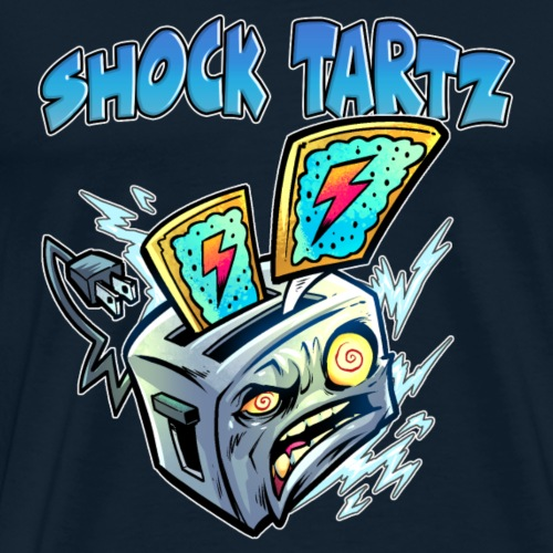 Shock Tartz [Variant] - Men's Premium T-Shirt