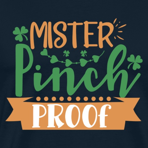 Mister pinch proof 01 - Men's Premium T-Shirt