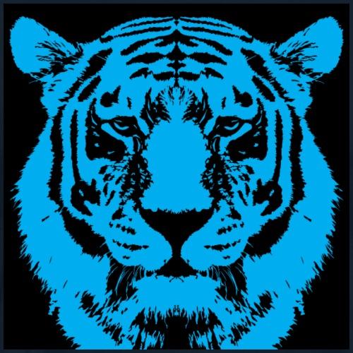 Blue Tiger - Men's Premium T-Shirt
