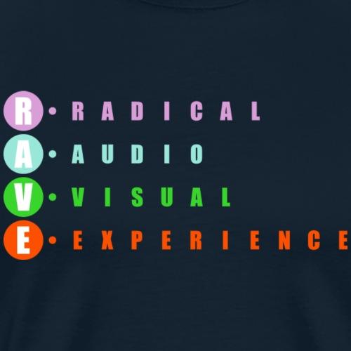 R.A.V.E - Men's Premium T-Shirt