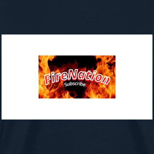FireNation - Men's Premium T-Shirt