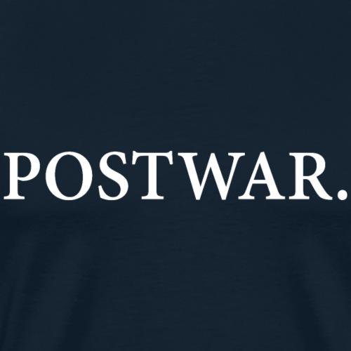 Postwar Period - Men's Premium T-Shirt