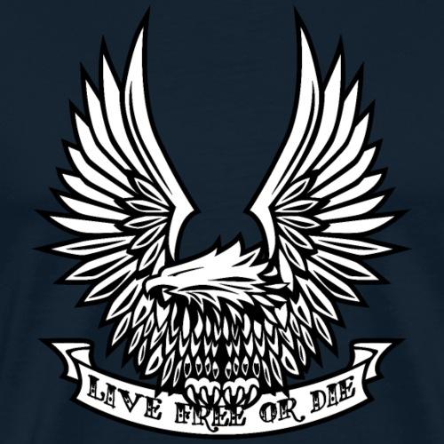 Live Free or Die - Men's Premium T-Shirt