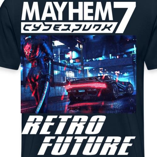 M7 Cyberpunk - Men's Premium T-Shirt
