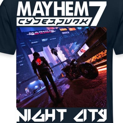 M7 Night City - Men's Premium T-Shirt
