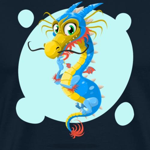 dragon thoughts - Men's Premium T-Shirt
